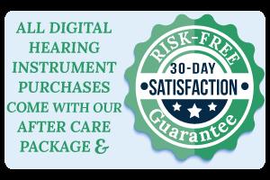 risk free satisfaction guarantee