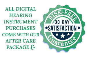 hearing aid satisfaction guarantee